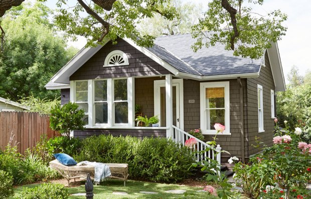 Садовые дорожки на даче: примеры + полезные советы